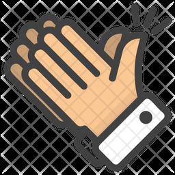 Clapping Emoji Icon