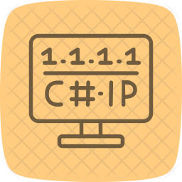 Class, C, Ip, Checker Icon