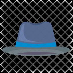 Classic hat Icon