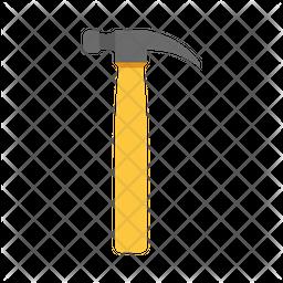Claw hammer Icon
