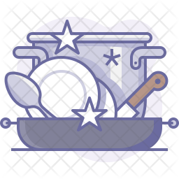Clean dishes Icon