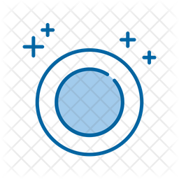 Clean plate Icon