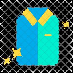 Clean Shirt Icon