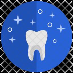 Clean teeth Icon