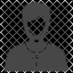 Clergyman Icon
