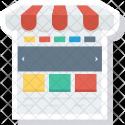 Click Isometric Icon