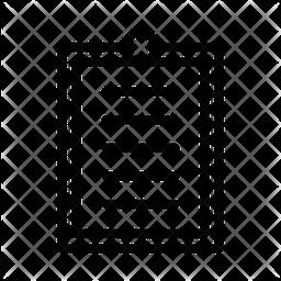 Clipboard Line Icon