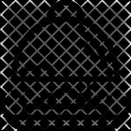 Cloche Line Icon