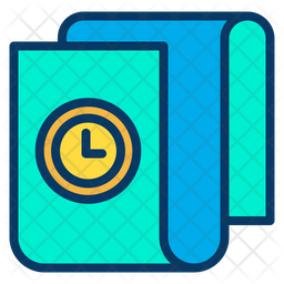 Clock Page Icon