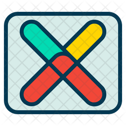 Close Icon Of Colored Outline Style Available In Svg Png Eps Ai Icon Fonts