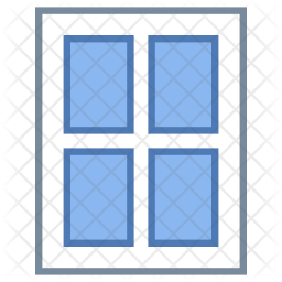 Closed window Icon