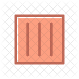 Clothes Colored Outline Icon