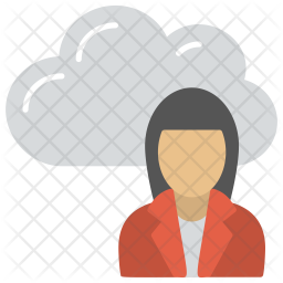 Cloud Administrator Icon