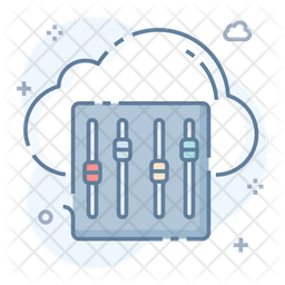 Cloud Control Icon