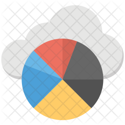 Cloud cost analysis Icon png