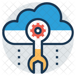 Cloud Engineering Icon