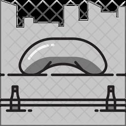 Cloud Gate Icon