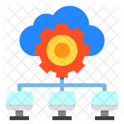 Cloud Maagement Icon