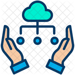 Cloud Protect Icon