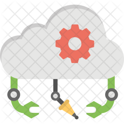 Cloud Robotics Icon
