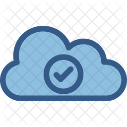 Cloud Selected Icon