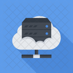 Cloud, Server, Seo, Business, Startup, Marketing, Optimization Icon