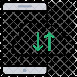 Cloud Storage App Icon