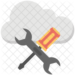 Cloud Testing Icon png