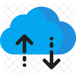 Cloud, Transfer Icon
