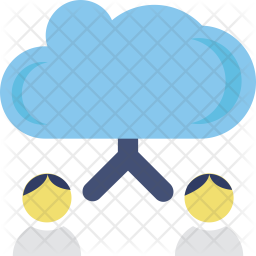 Cloud User Icon