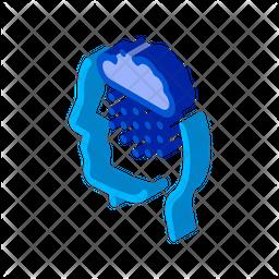 Cloudburst Headache Icon