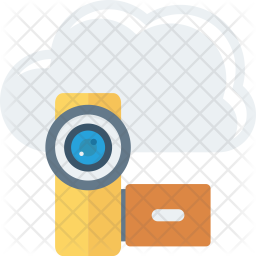 Cloudcamera Icon