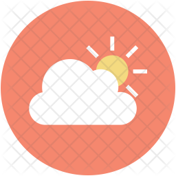 Cloudy Icon