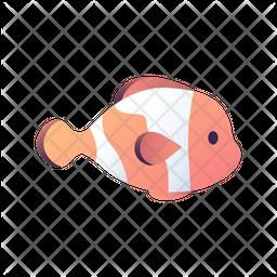Clownfish Icon