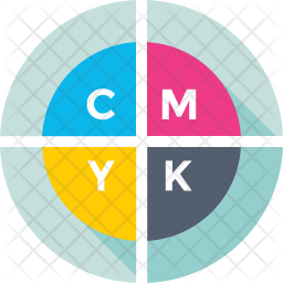 Cmyk Icon Of Flat Style Available In Svg Png Eps Ai Icon Fonts
