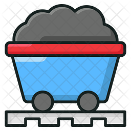 Coal Transportation Icon
