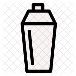Cocktail shaker Icon