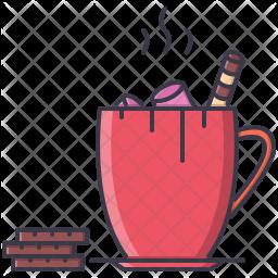 Cocoa cup Icon