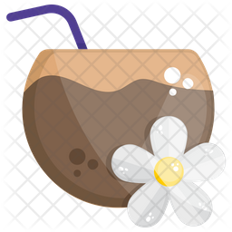 Coconut Milk Icon