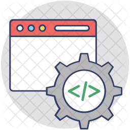 Code Configure Icon