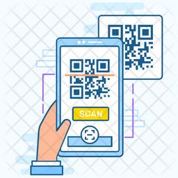 Code Scanning Icon