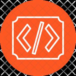 Code, Text, Ratio, Check Icon