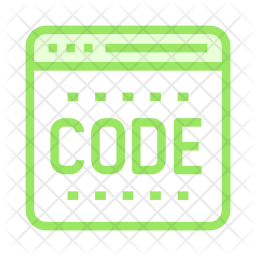 Code webpage Icon