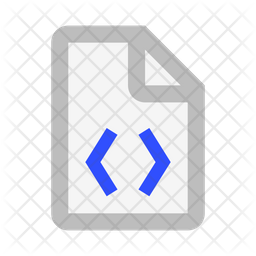 Coding Document Icon