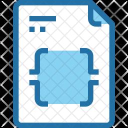 Coding File Icon