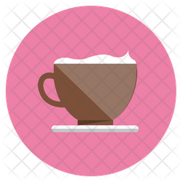 Coffee Icon Of Rounded Style Available In Svg Png Eps Ai Icon Fonts