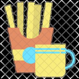 Coffee Flat Icon