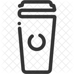 Coffee Line Icon