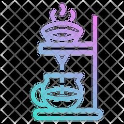 Coffee drip Icon