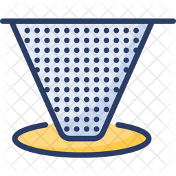 Coffee Filter Icon